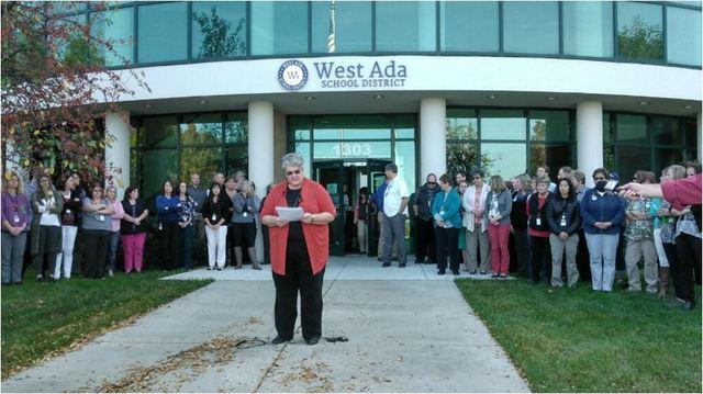 Dr. Linda Clark publically resigns Oct. 23, 2015