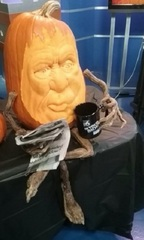 Pumpkin carver returns to Good Morning Idaho