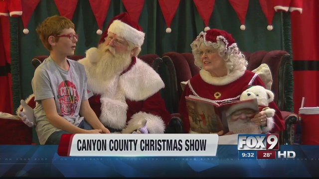 20th annual Canyon County Christmas show - Story