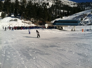 Bogus Basin resort opens