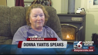 Donna Yantis breaks her silence