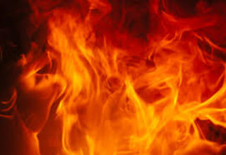 Toddler found dead in burning house in Spokane