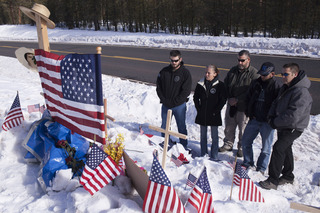 Funeral set for militia member