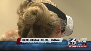 Free Engineering & Science Fair Saturday at BSU