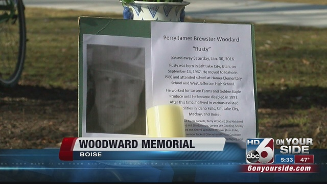 Memorial held for man found dead at Boise park