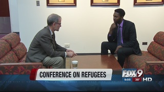 Boise State holds conference on refugees