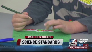 Idaho Legislature rejects new science standards