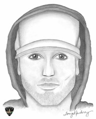 Sketch released of sexual assault suspect