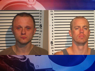 Two arrested in e. Idaho after pursuit