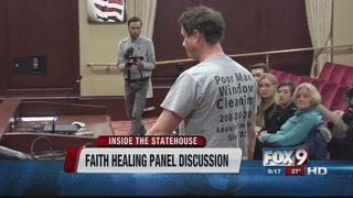 Panel discussion held on faith healing in Idaho