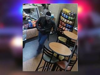 Caldwell Police search for Subway armed...