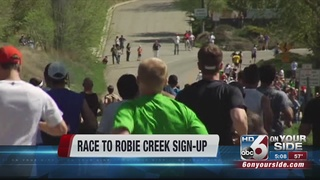 Race To Robie Creek spots fill in minutes