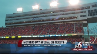Season Tickets for Mother's Day