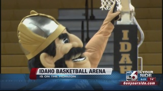 UI President Staben wants a basketball arena