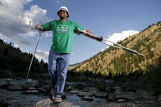 Extreme Therapy: Idaho Outdoors gives new life t
