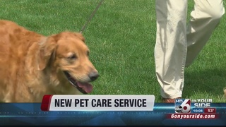 App offers pet sitters for pet owners