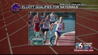Three Bronco's qualify for Nationals