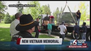 New Vietnam Veterans Memorial