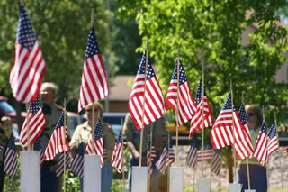 Memorial Day events and closures