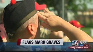 Idahoans celebrate Memorial Day