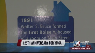 YMCA celebrates 125 years in Idaho