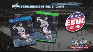 STEELHEADS: ECHL Joins EA SPORTS NHL® 17 Roster