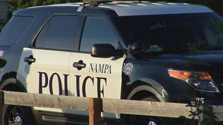360 video Behind the Badge at Nampa PD: SWAT