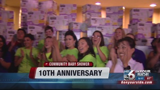 Biggest Community Baby Shower of all time