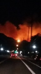 PHOTOS: Viewer Photos from the Tablerock Fire.