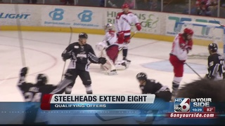 Steelheads extend 8 qualifying offers