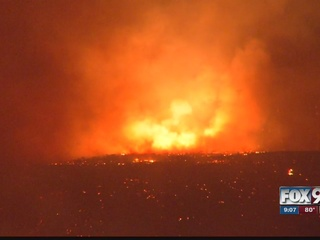 Boise man pleads guilty to Table Rock fire