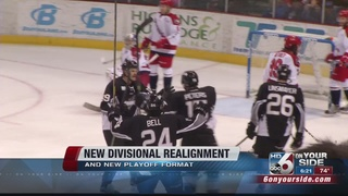 New Divisional Realignment and Playoff Format