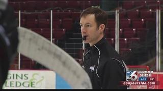 Former Steelhead Head Coach returns to ECHL