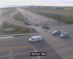 UPDATE: crash on Ten Mile cleared