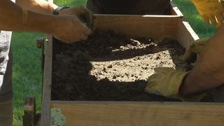 Anthropology excavation underway at Fort Boise
