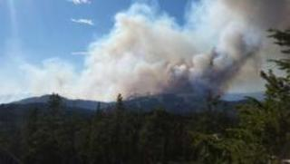 Pioneer Fire now over 30% contained
