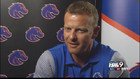 Harsin: Wife helped in return to play calling