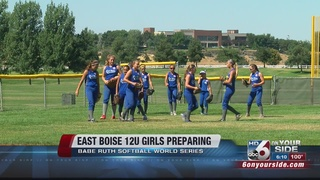Boise team to represent N.W. at world series