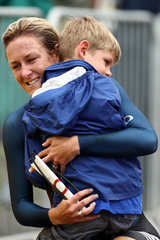 PHOTOS: Kristin Armstrong wins third straight go