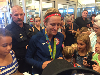 PHOTOS: Kristin Armstrong returns to Boise