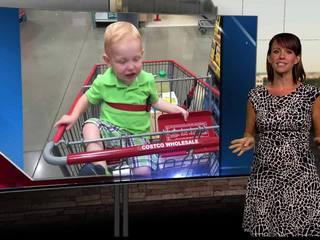 Mom experiences time travel moment at Costco