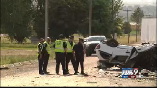 Mother and 5 year old died in crash near Marsing