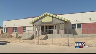 Eager Treasure Valley students await new school