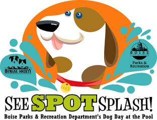 See Spot Splash: Pool party for the pups