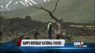 Park service turns 100 Nampa girl finds her park