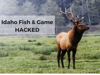 Idaho Fish and Game HACKED