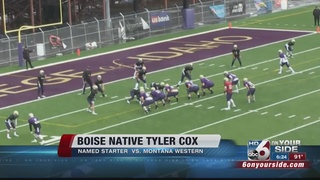 Tyler Cox names Starter at QB for Yotes