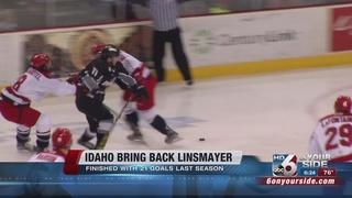 Linsmayer Returns for new season