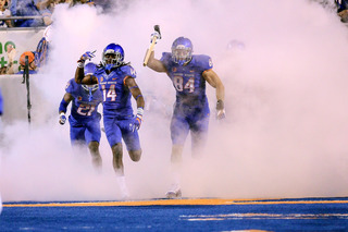 PHOTOS: Relive Boise State's exciting win