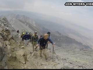 Paralyzed St. Luke's doctor summits Borah